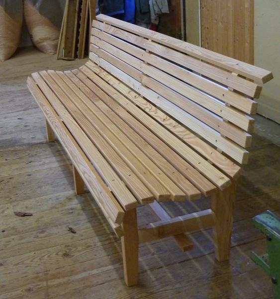 Gartenmöbel aus lärchenholz  Holzzäune Rundholzprodukte Holz im Garten Roland Krammer Petting ...